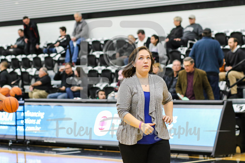 Houston Baptist Huskies assistant director of basketball operations Scottlyn Cottrell