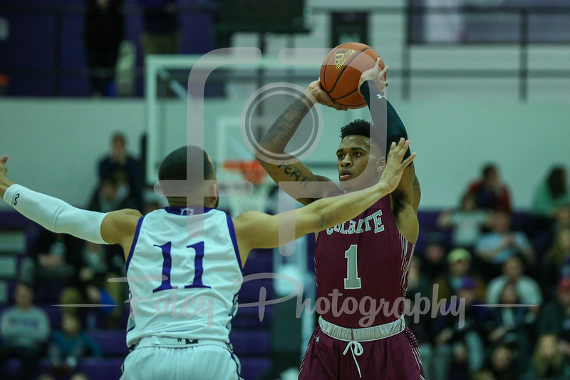Colgate and Holy Cross