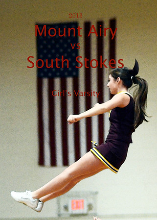 Mount Airy vs South Stokes 2013-Girls & Boys Varsity (5x7 Format)