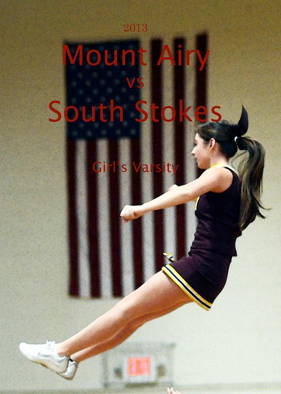 Mount Airy vs South Stokes 2013-Girls & Boys Varsity (5x7 Format)