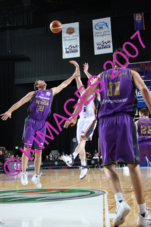 Kings Vs 36ers 24-10-07_0028