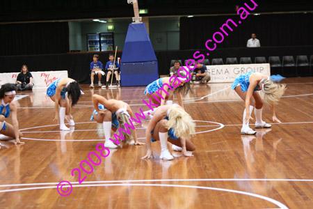 Spirit Vs Perth 11-10-08 ©KIMAGES2008_0097