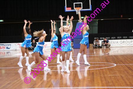 Spirit Vs Perth 11-10-08 ©KIMAGES2008_0100