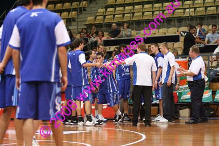 Spirit Vs Perth 11-10-08 ©KIMAGES2008_0014