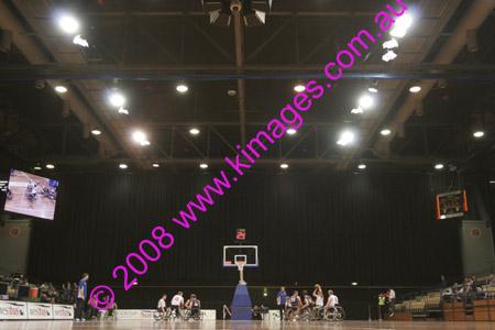 NBL 08 Spirit Vs Tigers 14-9-08 ©KIMAGES08_0004