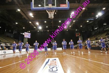 NBL 08 Spirit Vs Tigers 14-9-08 ©KIMAGES08_0101