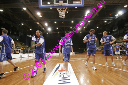 NBL 08 Spirit Vs Tigers 14-9-08 ©KIMAGES08_0099