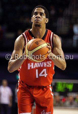 Wollongong Hawks Vs Cairns Taipans - WIN Entertainment Centre - 10th October 2009