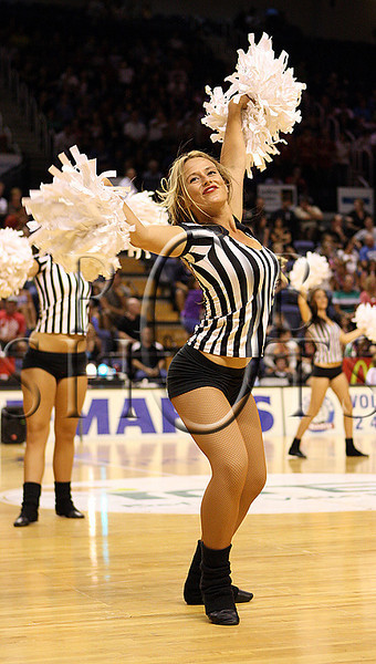 Wollongong Hawks Dancer - images from the NBL Round 15 clash between the Wollongong Hawks and New Zealand Breakers played at the Wollongong Entertainment Centre on Wednesday the 6th of January 2010, the match was won by Wollongong 83-78 (PHOTO: ROB SHEELEY - SMP IMAGES) These images are intended for editorial use only (e.g. news or commentary print or electronic). Any commercial or promotional use requires additional clearance.
