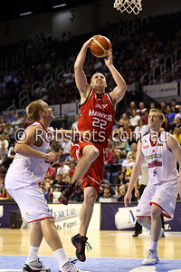 Tim Coenraad - Wollongong Hawks - Wollongong Hawks - Images from the 2009/10 NBL Round 10 match between the Wollongong Hawks and Adelaide 36er's played at Win Entertainment Centre on Wednesday the 25th of November 2009. The match was won by Adelaide 82-59 . (PHOTO: ROB SHEELEY - SMP IMAGES) These images are intended for editorial use only (e.g. news or commentary print or electronic). Any commercial or promotional use requires additional clearance.