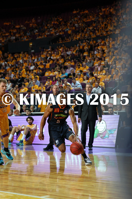 NBL 2015-16 Kings Vs Taipans 10-10-16 - 01280