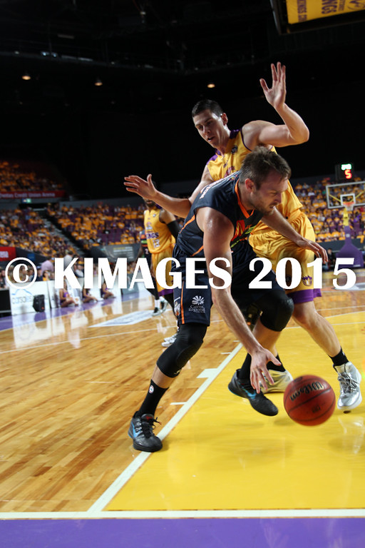 NBL 2015-16 Kings Vs Taipans 10-10-16 - 01262