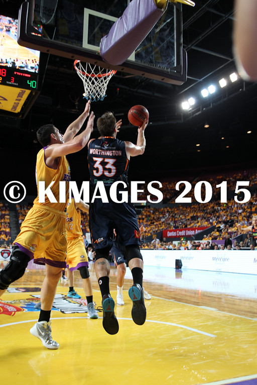 NBL 2015-16 Kings Vs Taipans 10-10-16 - 01265