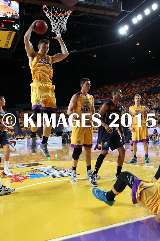 NBL 2015-16 Kings Vs Taipans 10-10-16 - 01296