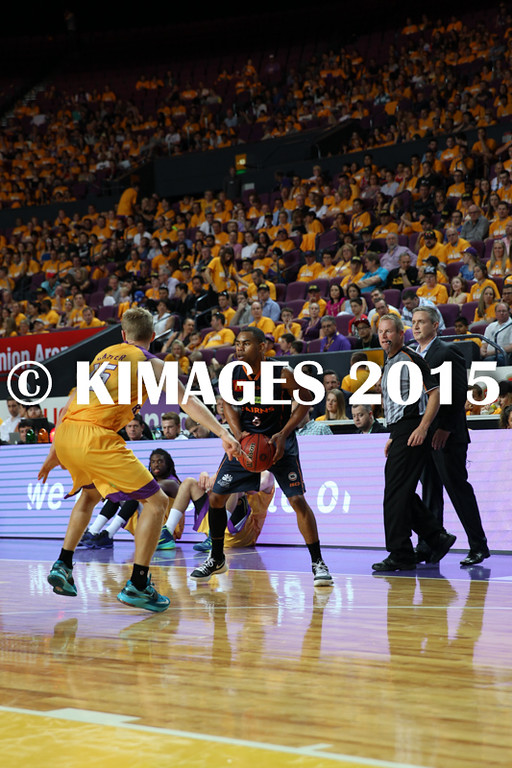 NBL 2015-16 Kings Vs Taipans 10-10-16 - 01275