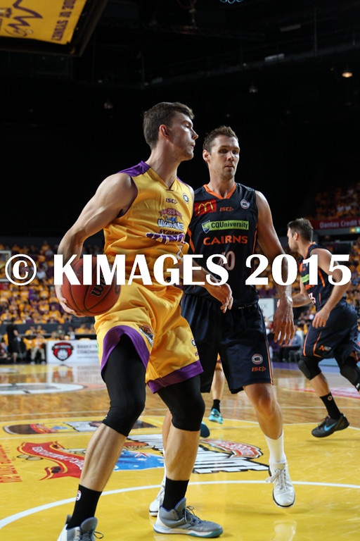 NBL 2015-16 Kings Vs Taipans 10-10-16 - 01270