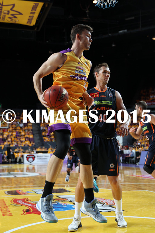 NBL 2015-16 Kings Vs Taipans 10-10-16 - 01269