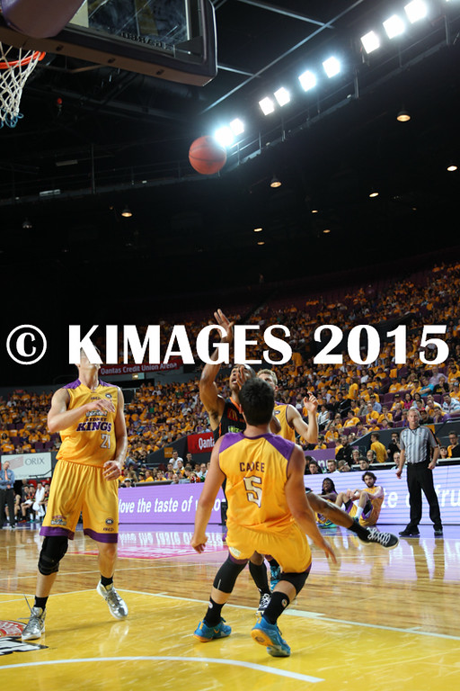 NBL 2015-16 Kings Vs Taipans 10-10-16 - 01290