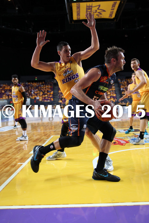 NBL 2015-16 Kings Vs Taipans 10-10-16 - 01263