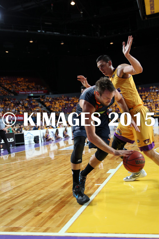 NBL 2015-16 Kings Vs Taipans 10-10-16 - 01261