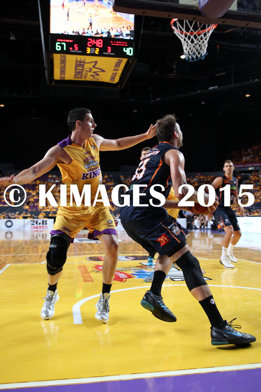 NBL 2015-16 Kings Vs Taipans 10-10-16 - 01264
