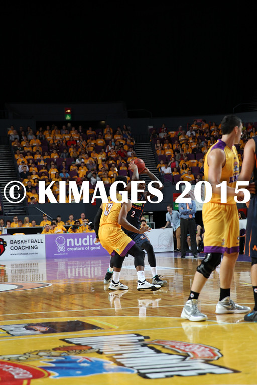 NBL 2015-16 Kings Vs Taipans 10-10-16 - 01272