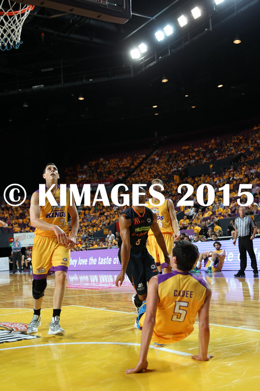 NBL 2015-16 Kings Vs Taipans 10-10-16 - 01292
