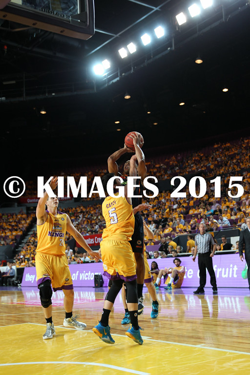 NBL 2015-16 Kings Vs Taipans 10-10-16 - 01286