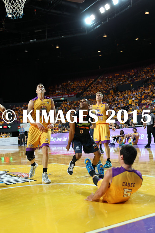 NBL 2015-16 Kings Vs Taipans 10-10-16 - 01293
