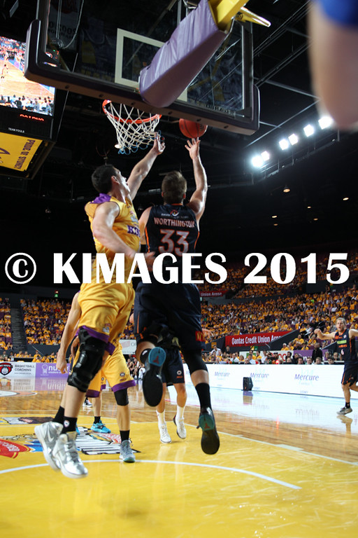 NBL 2015-16 Kings Vs Taipans 10-10-16 - 01266