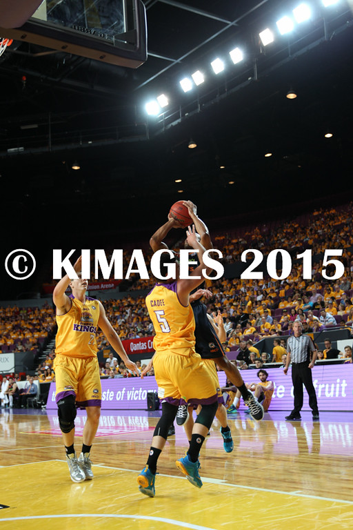 NBL 2015-16 Kings Vs Taipans 10-10-16 - 01287