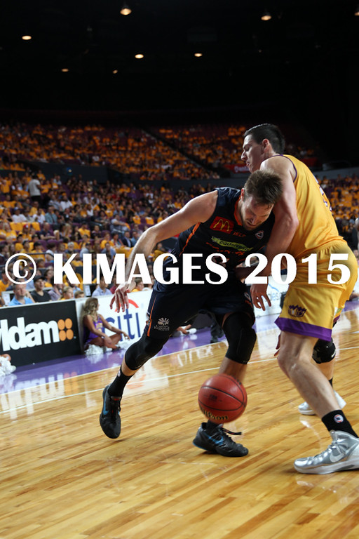 NBL 2015-16 Kings Vs Taipans 10-10-16 - 01256