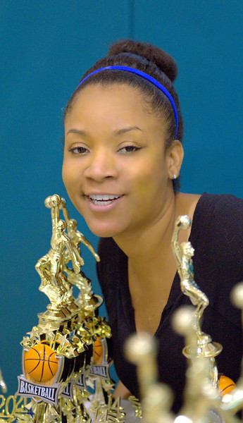 """Anthony's wife bought the trophies ... does this make her a """"Trophy WIfe?"""""""