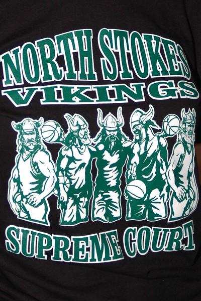 North Stokes vs Hiwassee Dam, 1-A Western Regional Semifinal boys, 03/02/06