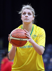 Opals Vs China - AIS Arena 11th August 2009 - Cayla Francis 101