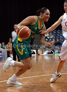 Opals Vs China - AIS Arena 11th August 2009 - Rohanee Cox 003