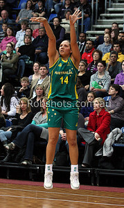 Opals Vs China - AIS Arena 11th August 2009 - Rohanee Cox 101