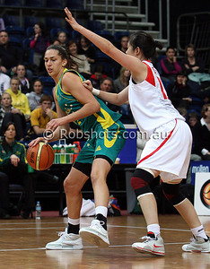 Opals Vs China - AIS Arena 11th August 2009 - Mariana Tolo 201