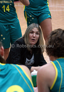 Opals Vs China - AIS Arena 11th August 2009 - Carrie Graf 201