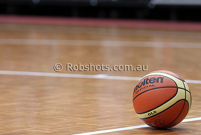 Opals Vs China - AIS Arena 11th August 2009 - Ball