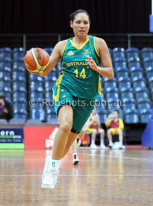 Opals Vs China - AIS Arena 11th August 2009 - Rohanee Cox 001