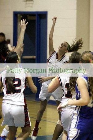 PWHS Freshman Girls vs Bensalem 1/15/13