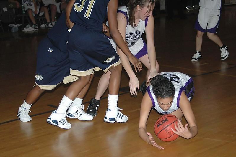 Reidsville vs West Stokes, varsity girls & boys, 01/06/06
