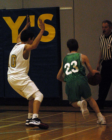 SMS Midget Basketball 2009