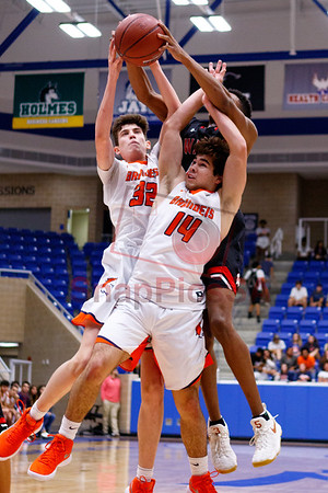 Brandeis vs Wagner High School Boys Basketball-9789