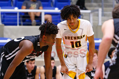 Brennan vs Clark High School Basketball - Boys-4855