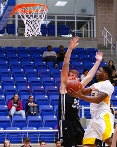 Brennan vs Clark High School Basketball - Boys-4875
