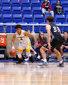 Brennan vs Clark High School Basketball - Boys-4907