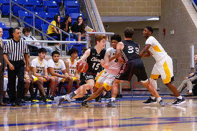 Brennan vs Clark High School Basketball - Boys-4972