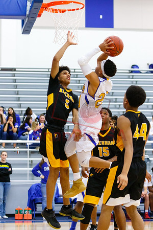 Brennan vs Clemens High School Basketball-0911